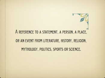 The Little Giant Book of Literary Terms - Keynote