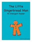 The Little Gingerbread Man Emergent Reader