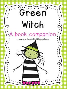 First Grade Reading: The Little Green Witch