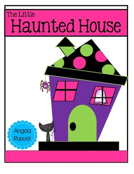 Halloween Craft - The Little Haunted House