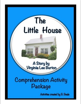 The Little House - Story by Virginia Lee Burton - 13 pages