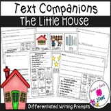 The Little House Text Companion *Differentiated Writing Re