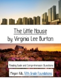 The Little House Virginia Lee Burton urbanization/Industrial Rev reading guide