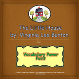 The Little House Vocabulary Powerpoint