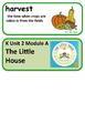 ReadyGen The Little House Vocabulary  Kindergarten Unit 2, Module A