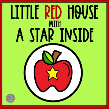 The Little House ....no windows and no door and a STAR inside