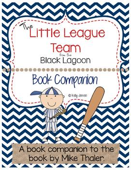 The Little League Team from the Black Lagoon Book Companion