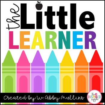 The Little Learner | Preschool Skills Workbook | Pre-K