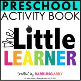 Preschool Workbook for Pre-K and Kindergarten Readiness Di