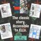 The Little Match Girl -- ESL Beginner Fiction -- Vocab, Lit, Critical Thinking