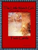 The Little Match Girl Plot Line Task Cards