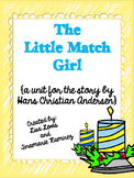 Little Match Girl~a One Week Unit for the story by Hans Ch