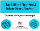 The Little Mermaid/ARIEL Token Board System - Behavior Man