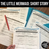 The Little Mermaid: Compare/Contrast Movie & Reading Unit (Middle School)