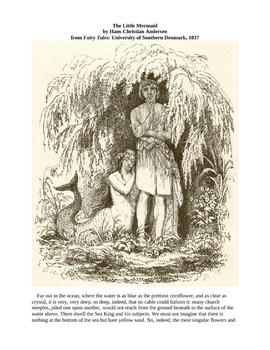 The Little Mermaid - Hans Christian Andersen