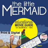 The Little Mermaid Movie Viewing Guide (G - 1989)