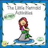 The Little Mermaid Activities