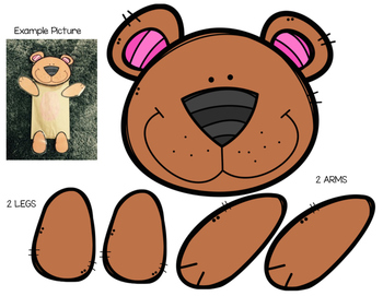 The Little Mouse The Red Ripe Strawberry and the Big Hungry Bear SLP Book Comp.