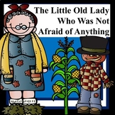 The Little Old Lady Who Was Not Afraid of Anything Book Companion