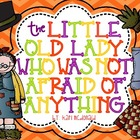 The Little Old Lady Who Was Not Afraid of Anything: A Fall Literacy Unit