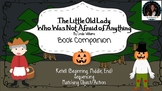 The Little Old Lady Who Was Not Afraid of Anything Book Companion: Sequence, BME