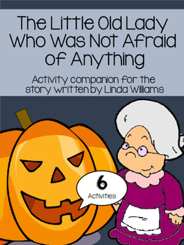 The Little Old Lady Who Was Not Afraid of Anything Book Study