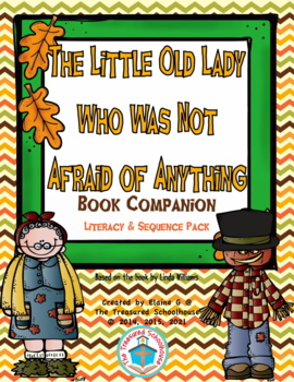 """""""The Little Old Lady Who Was Not Afraid of Anything"""" Sequence Companion"""