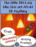 The Little Old Lady Who Was Not Afraid of Anything Craft,