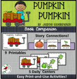 Pumpkin, Pumpkin-Literacy Centers for Emergent Readers
