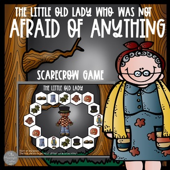 The Little Old Lady Who Was Not Afraid of Anything Game