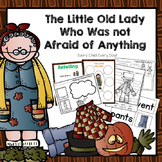 The Little Old Lady Who Was Not Afraid of Anything