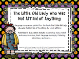 The Little Old Lady Who Was Not Afraid of Anything - Speec