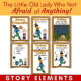The Little Old Lady Who Was Not Afraid of Anything Story E
