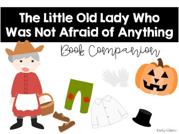 The Little Old Lady Who Wasn't Afraid of Anything Book Companion