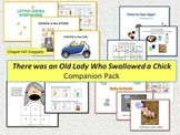 The Little Old Lady who Swallowed a Chick--companion/seasonal pack
