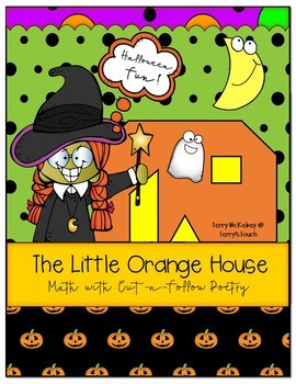 The Little Orange House Math and Poetry