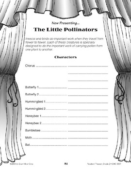 The Little Pollinators