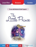 The Little Prince Lesson Plan, (Book Club Format - Point of View) (CCSS)
