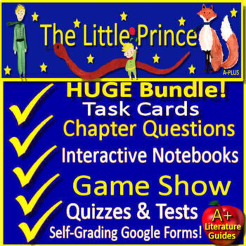 The Little Prince Teaching Resources Teachers Pay Teachers