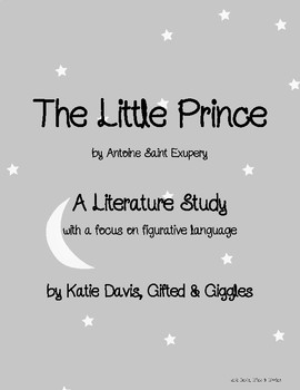 The Little Prince Literature Study