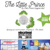 The Little Prince Movie Guide | Questions | Worksheet (PG - 2015)