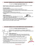 The Little Prince Pack - all chapter questions & tests, $12 savings