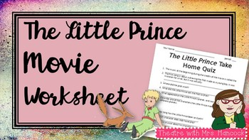 The Little Prince Questions
