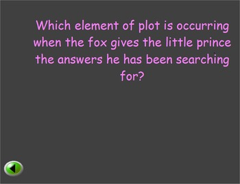 The Little Prince Promethean Game