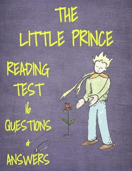 The Little Prince (TEST)