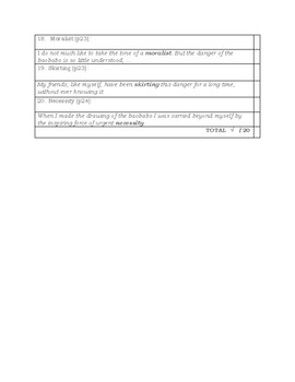 The Little Prince- Vocabulary Unit  (Part 1) Scholastic Version  PREVIEW