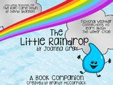 The Little Raindrop Book Companion w/ bonus activities for The Rain Came Down