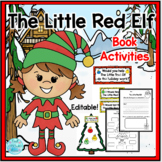 The Little Red Elf Book Response Activities