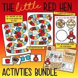The Little Red Hen Activities Bundle