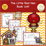 The Little Red Hen  Book Unit